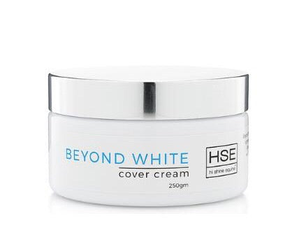 Beyond White Cover Cream