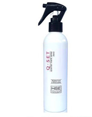 Q-SET Quarter Mark Spray  250ml