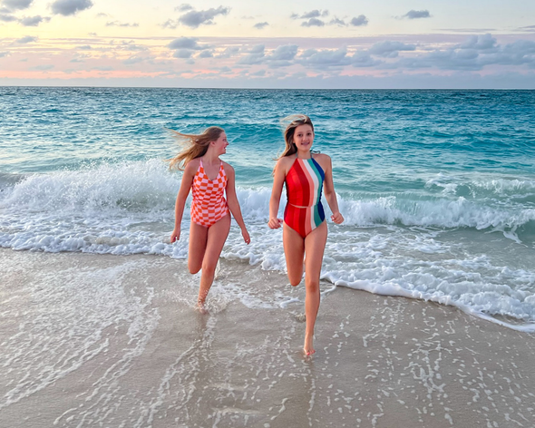 5a220ccd5ef Rad Swim Womens One Piece Swimsuits Bathing Suits Tankinis teens Girls