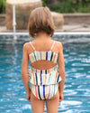 Little Girls Cora - Reversible Tankini - $42