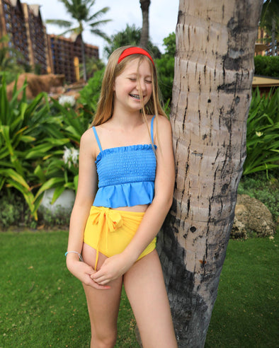 The Fairest Tankini - Tween Princess