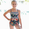 Little Girls Breanne Peplum - $38