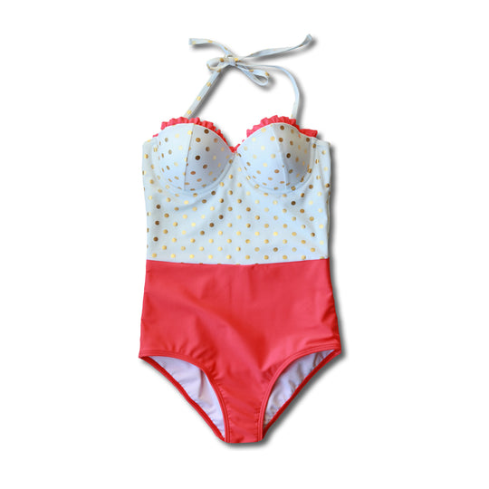 Kylee One-Piece Swimsuit - $59