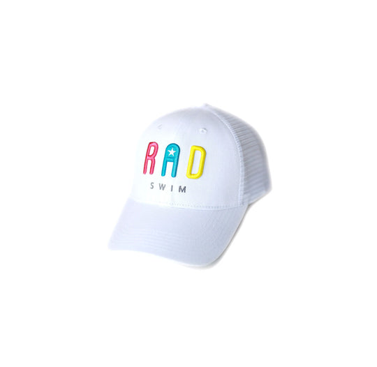 Rad Swim Snapback Hat - $18