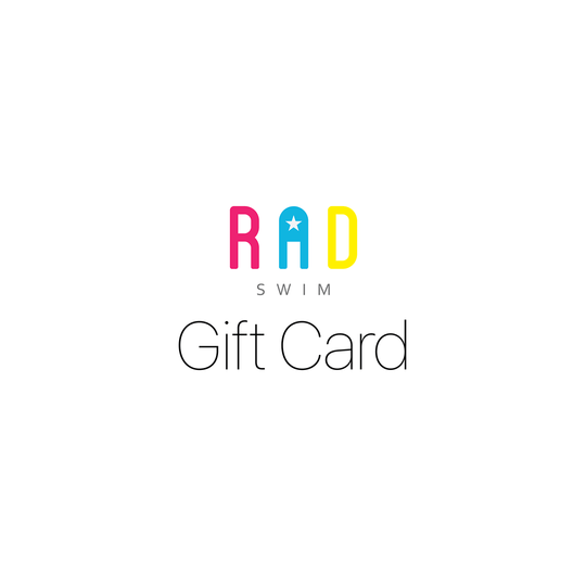 Rad Swim Gift Card