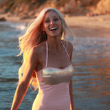 Holly and Lexi Sequin One-Piece - $59