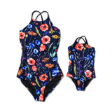 Little Girls Waverly - Floral Single Piece - $28