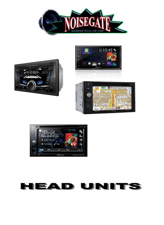 HEAD UNIT DOUBLE DIN