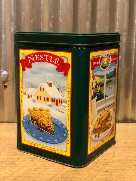 Vintage Nestle Decorative Tin