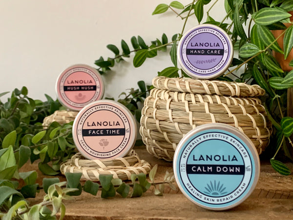 Recycle or up-cycle our sustainable aluminium pots - Lanolia Skincare