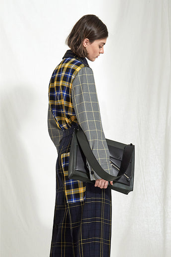 Coen Patchwork Coat