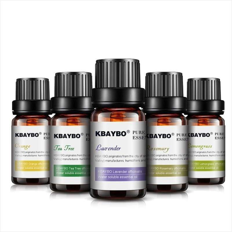 Aromatherapy Essential Oil Bundle for Humidifiers - - Free Shipping