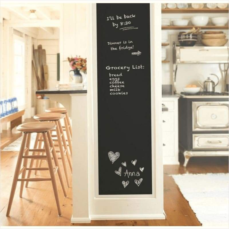 Turn Your Fridge Into A Canvas Kismet Decals