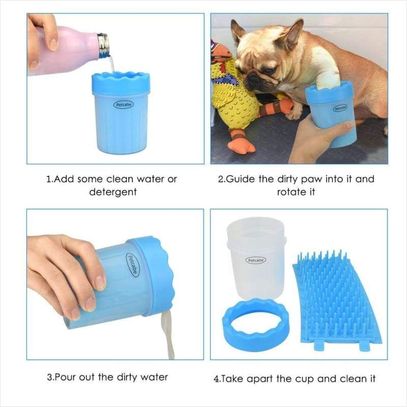 Dog's Grooming Paw Roller Brush - Paw Roller Brush - Free Shipping