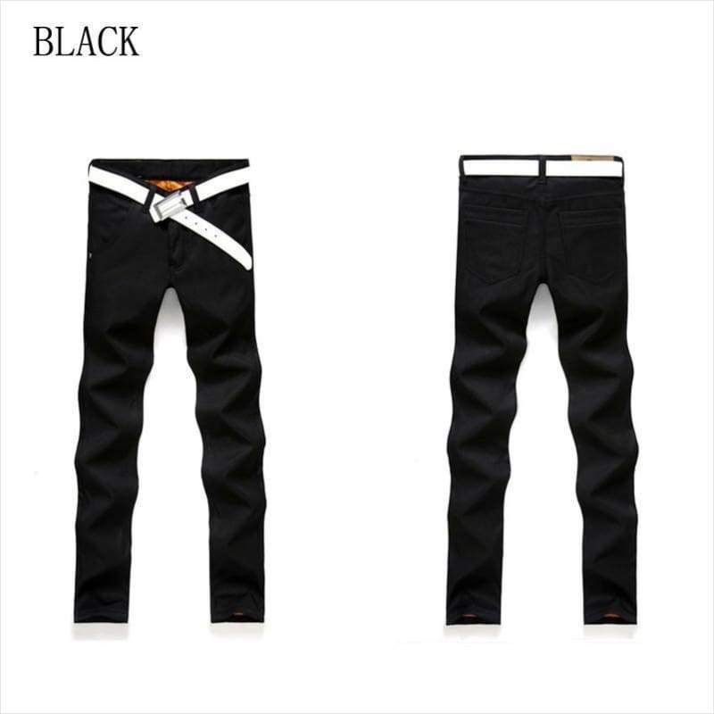 Men Winter Casual Trousers - Pants - Free Shipping
