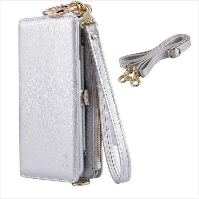 Mini Multi Function Cross Body Wallet Galaxy Note 9 Phone Case Bag - Phone Case - Free Shipping