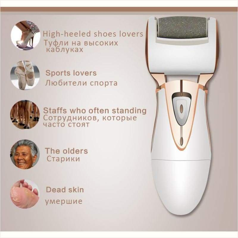 Miracle Pedicure & Callus Remover - Electric Pedicure Machine - Free Shipping
