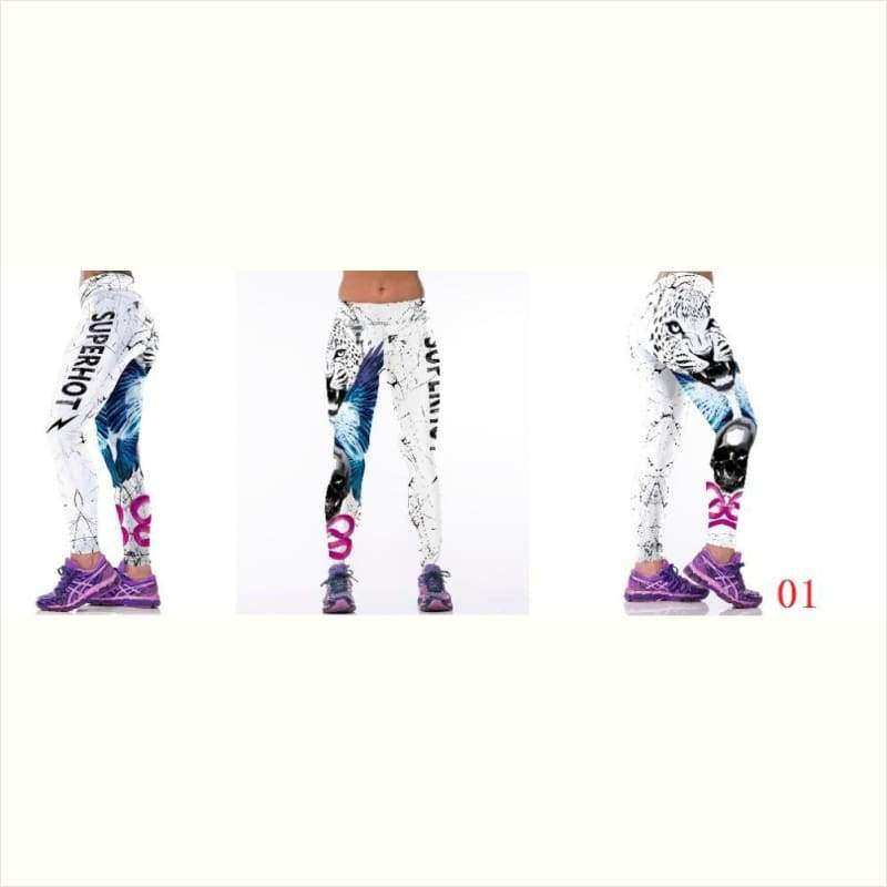 Sexy Workout Leggings - Workout Leggings - Free Shipping