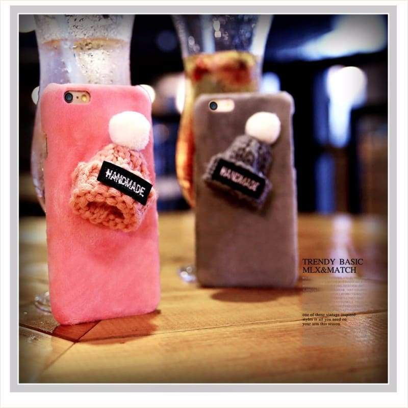 Soft Cute Girly Case For iPhone - iPhone Case - Free Shipping