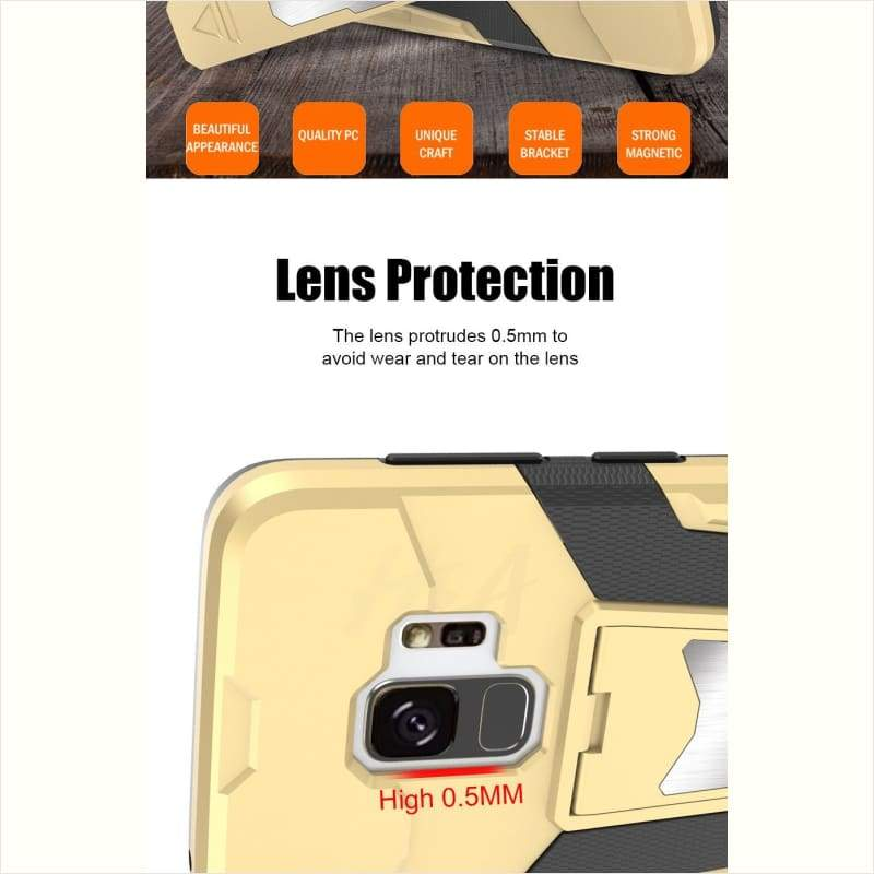 Strong Protective Armor Phone Case For Samsung Galaxy Note 9 - Phone Case - Free Shipping