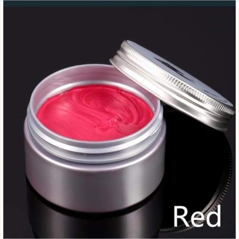 Trendy Wax Mud Hair Coloring Paste - Free Shipping