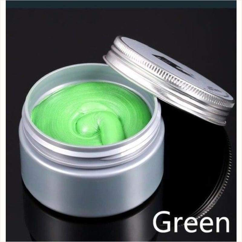 Trendy Wax Mud Hair Coloring Paste - - Free Shipping