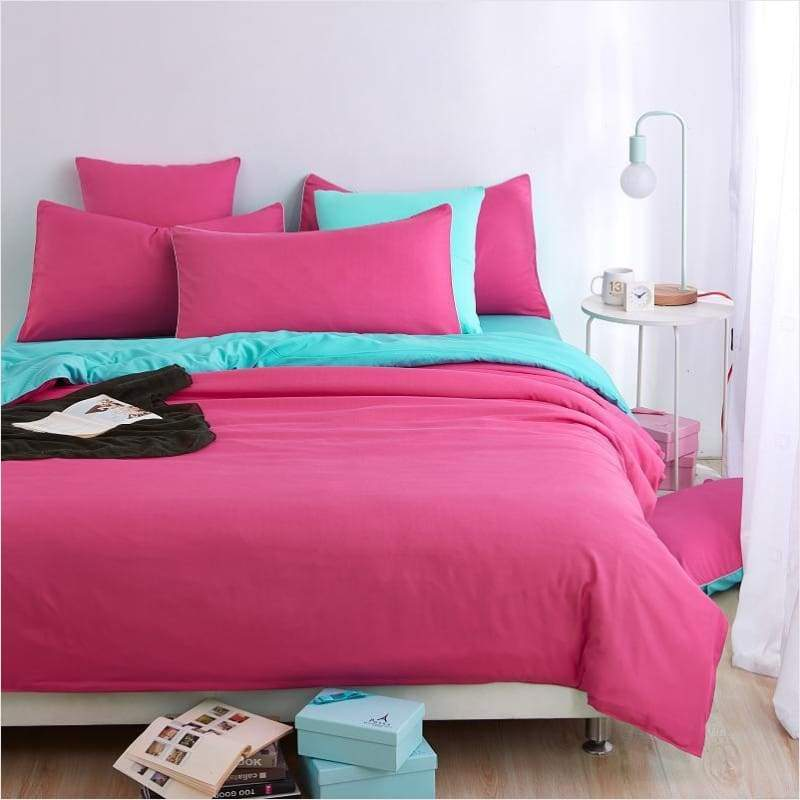 Vibrant Bedding Set - Beddings - Free Shipping