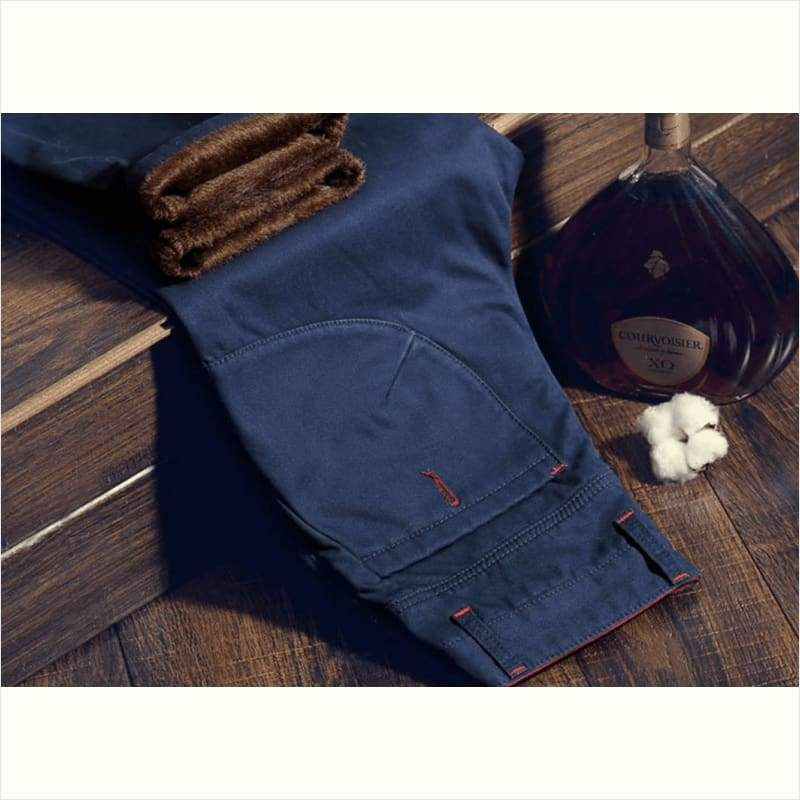 Winter Casual Pants Men - Pants - Free Shipping