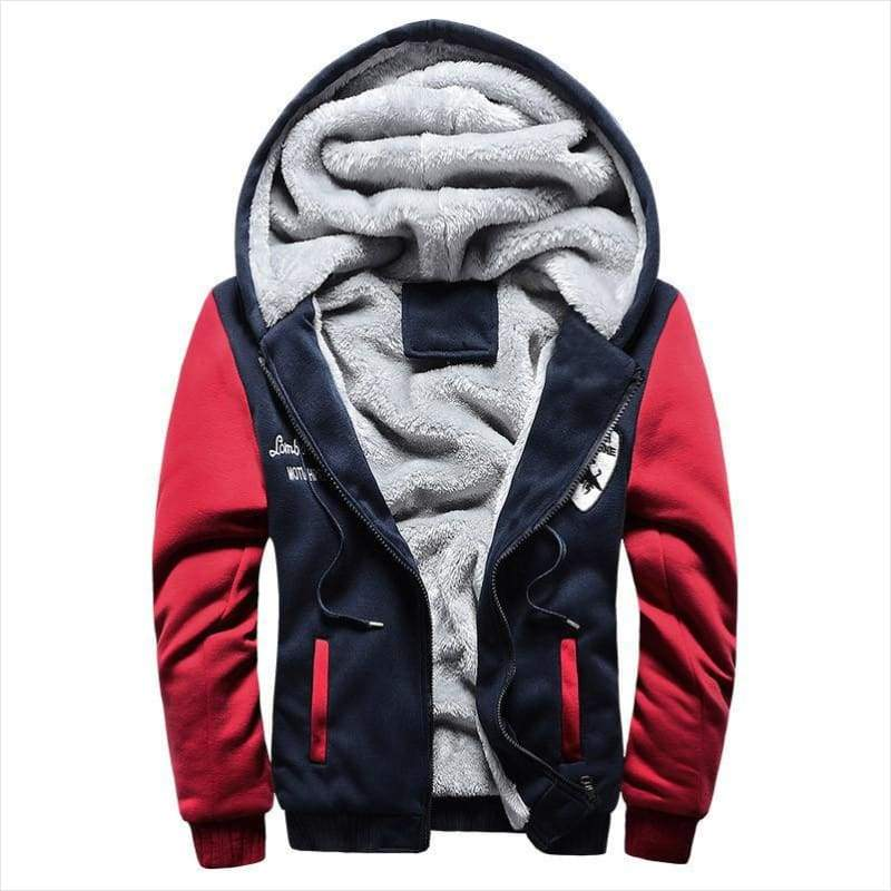Winter Hoodie For Men - Winter Hoodie - Free Shipping