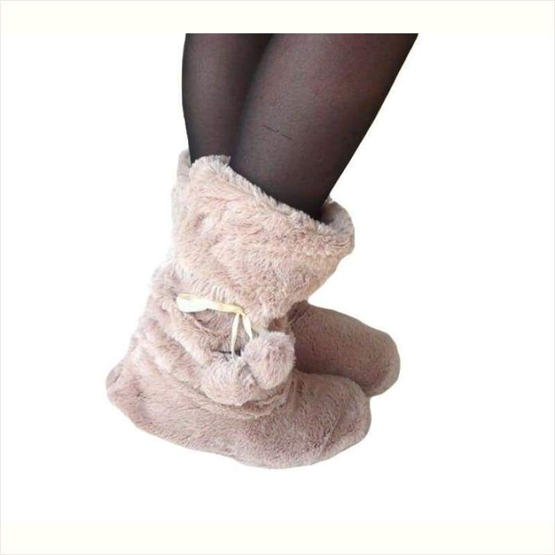 Winter Indoor Boots Slippper - Winter Slippers - Free Shipping