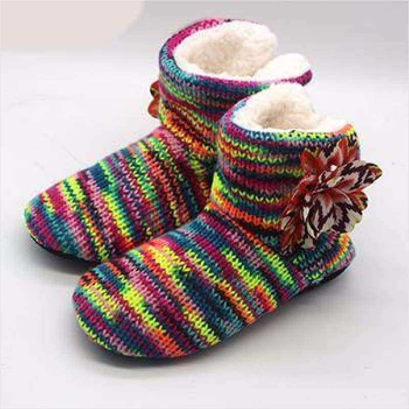 Winter Warm Indoor Slippers - Winter Slippers - Free Shipping