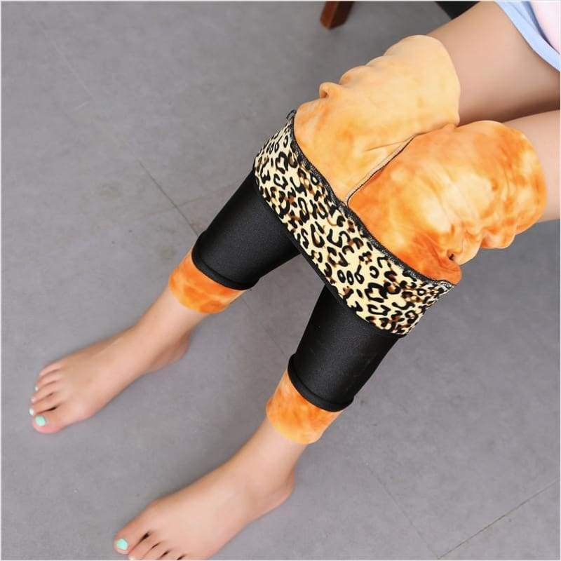 Women Winter Leggings - Maximbazar