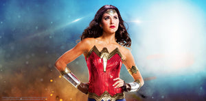 The increasing popularity of Wonder Woman costumes