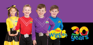Happy 30th Birthday to The Wiggles!