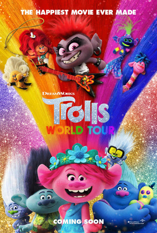 Trolls World Tour Costumes & Accessories