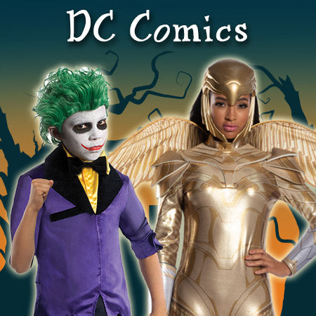 Shop DC Comics Costumes