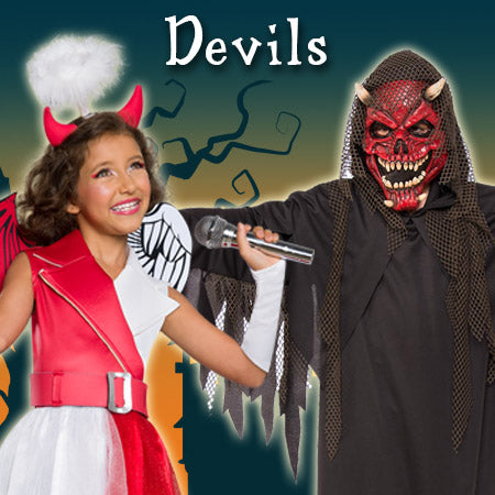 Shop Devils Costumes