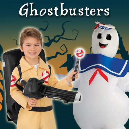 Ghostbusters Costumes and Accessories