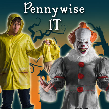Pennywise IT Costumes and Accessories