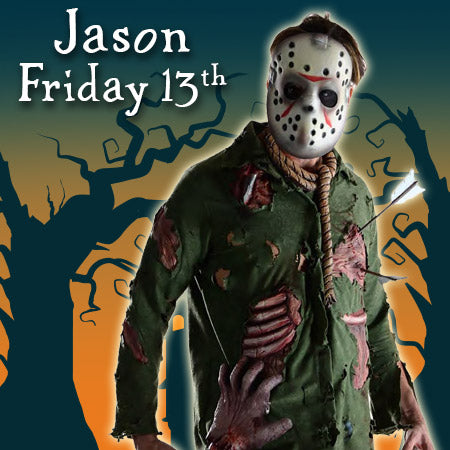 Jason Friday 13th Costumes