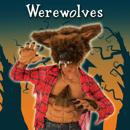 Werewolves Costumes and Accessories