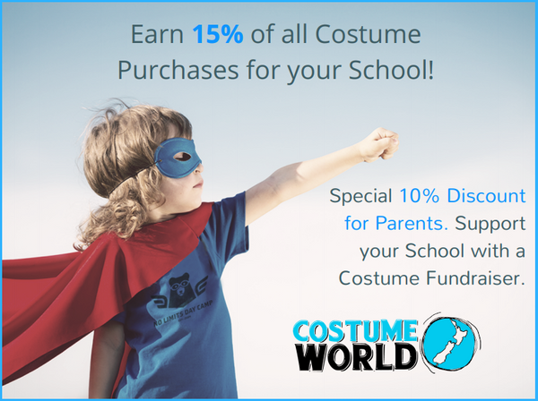 Costume World - Support Your School
