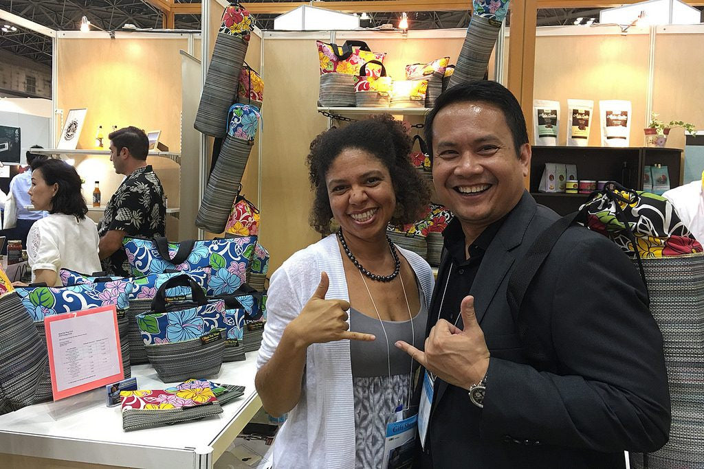 MauiNow.com : 60 Hawaiʻi Companies Showcased at Tokyo International Gift Show