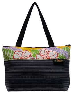Maui Nui Wear Eco-Friendly Large Mesh Tote Bag Makana