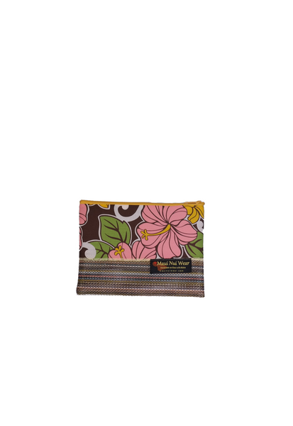 Maui Nui Wear Eco-Friendly Mesh Pouch `Ea Malani