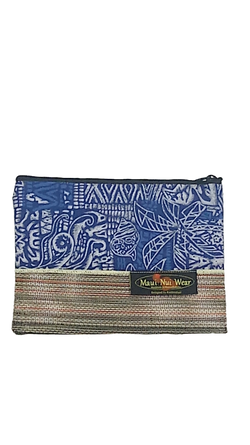Maui Nui Wear Eco-Friendly Mesh Pouch Ocean Polu