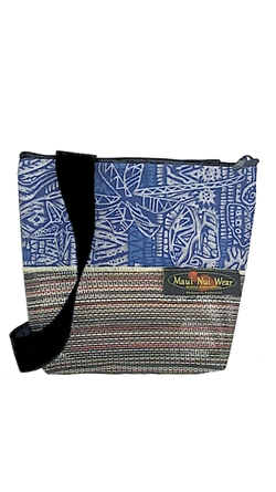 Maui Nui Wear Eco-Friendly Small Mesh Tote Bag Ocean Polu