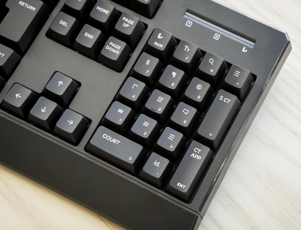 LegalBoard, the keyboard designed lawyers for lawyers