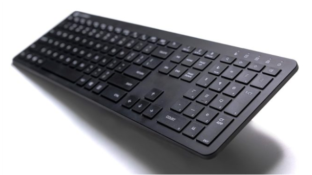 Legal keyboard wireless