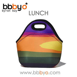 Lunchtime Bag by BBBYO - Basslet print